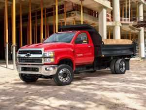 84 The 2019 Chevrolet 4500Hd Price History