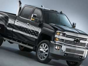 84 The 2019 Chevrolet Heavy Duty Trucks Specs and Review