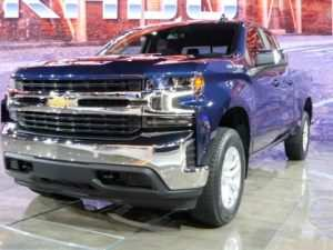 84 The 2019 Chevrolet Silverado Aluminum Performance
