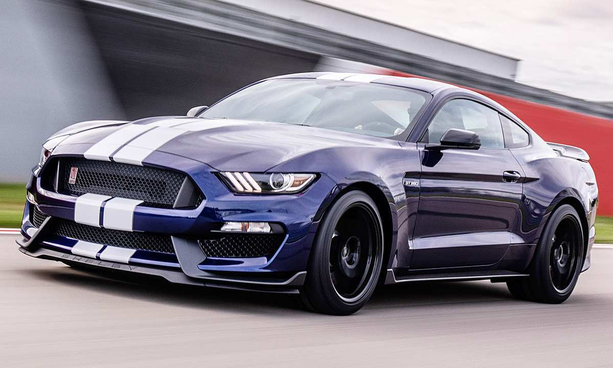 84 The 2019 Ford Mustang Gt350 Engine