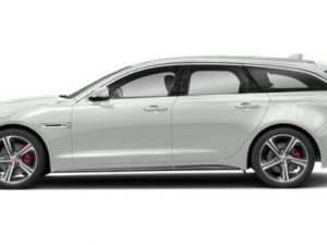 84 The 2019 Jaguar Station Wagon Speed Test