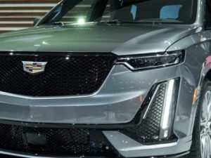 84 The 2020 Cadillac Xt6 Dimensions Release