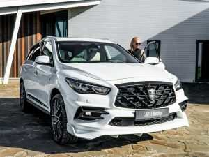 84 The 2020 Infiniti Qx60 Prices