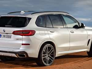 84 The Best 2019 Bmw X5 Release Date Redesign and Concept