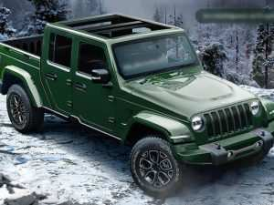 84 The Best 2019 Jeep 4 Door Truck Performance and New Engine