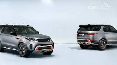 84 The Best 2019 Land Rover Discovery Svx Specs