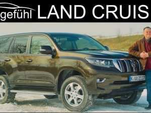 84 The Best 2019 Toyota Land Cruiser 300 Series New Review