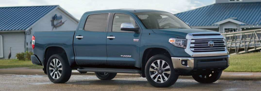 84 The Best 2019 Toyota Tundra Truck Research New