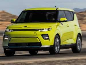 84 The Best 2020 Kia Soul Ev Range Picture