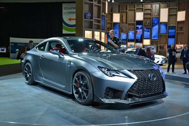 84 The Best 2020 Lexus Rc F Track Edition Price Release Date And Concept