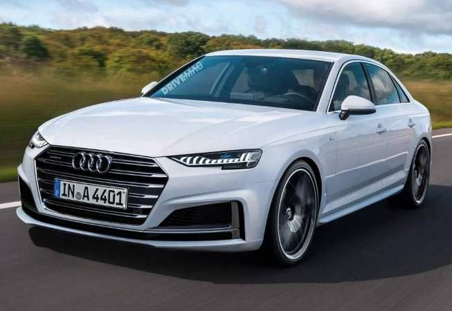 84 The Best Audi A4 2020 Interior Redesign And Review