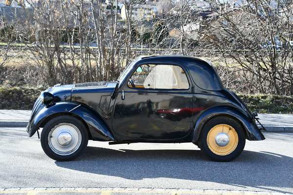 84 The Best Fiat Topolino 2019 Research New