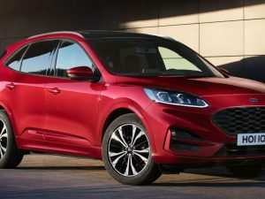 84 The Best Ford New Kuga 2020 Exterior