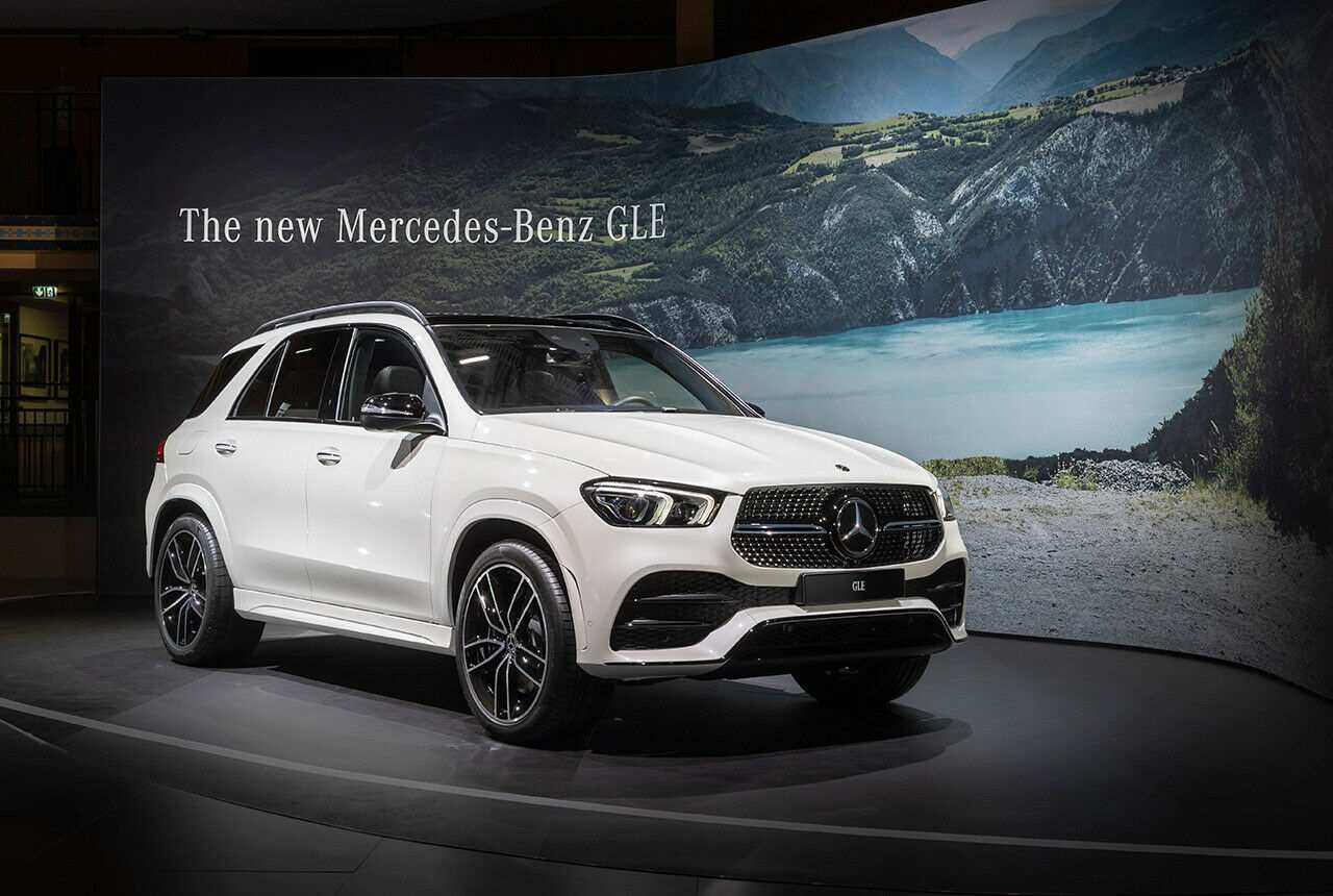 84 The Best Gle Mercedes 2019 Style