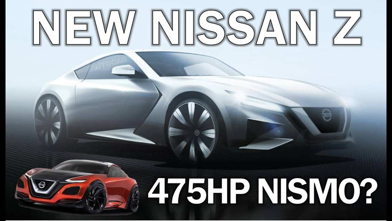 84 The Best Nuevo Nissan Z 2020 Concept
