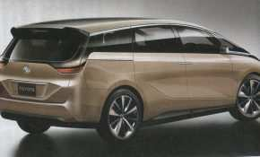 84 The Best Toyota Estima 2020 Release Date and Concept