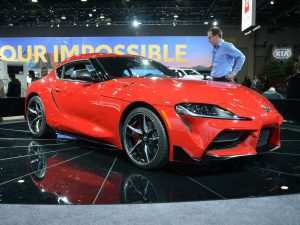 84 The Best Toyota Supra 2020 Zero To Sixty Redesign and Concept