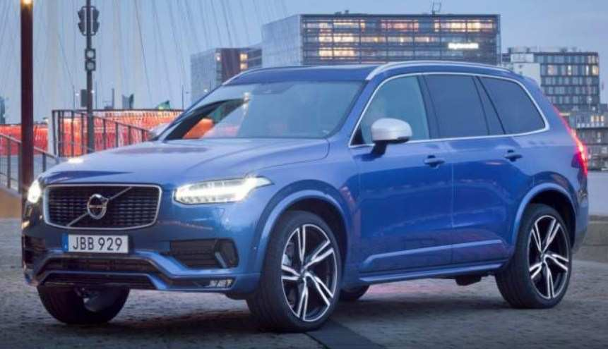 84 The Best Volvo Xc90 2020 Release Date Research New