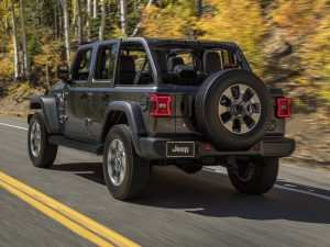 84 The Electric Jeep Wrangler 2020 First Drive