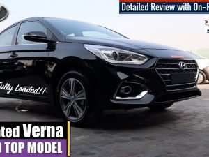 84 The Hyundai Verna 2019 Concept and Review