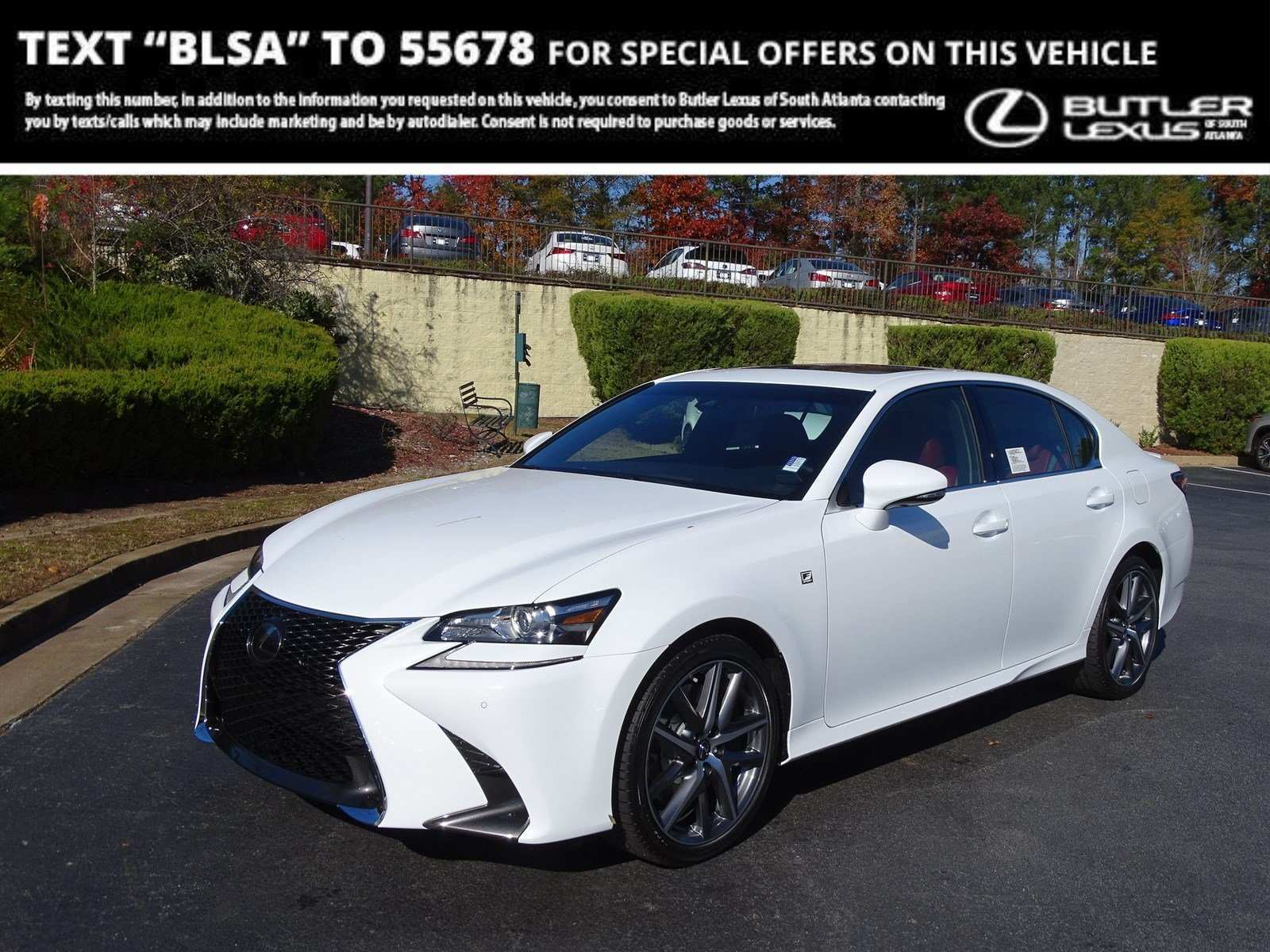 84 The Lexus 2019 F Sport History