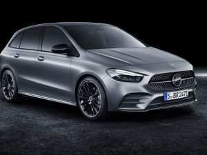 84 The Mercedes B Klasse 2019 Concept and Review