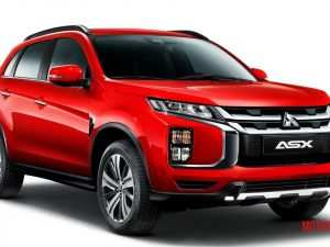 84 The Mitsubishi Asx 2020 Test Drive Review and Release date