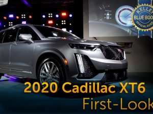 84 The Pictures Of 2020 Cadillac Xt6 Images