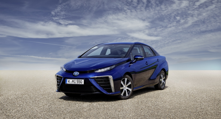 84 The Toyota Mirai 2020 Overview