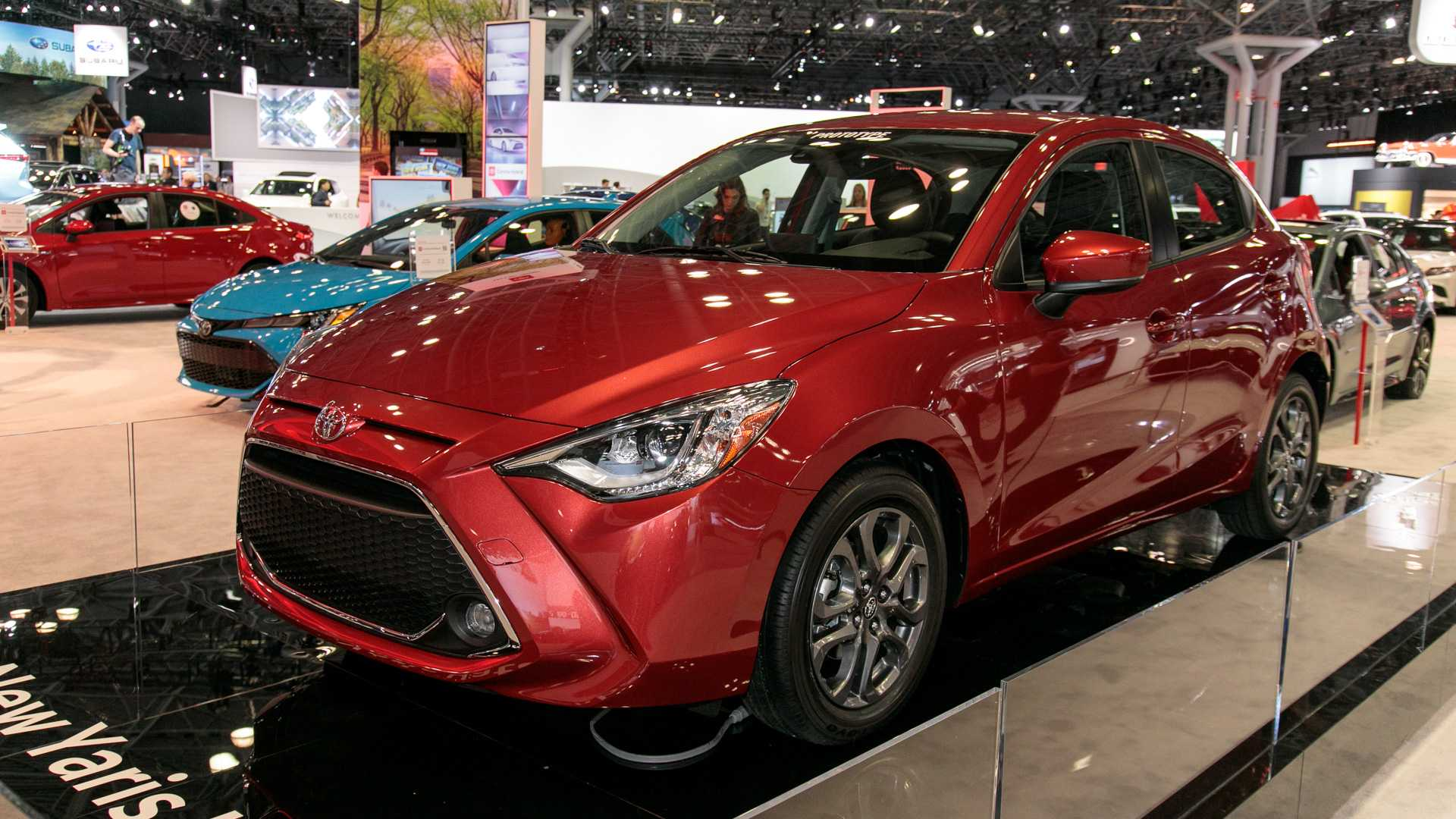 84 The Toyota Yaris Adventure 2020 Images