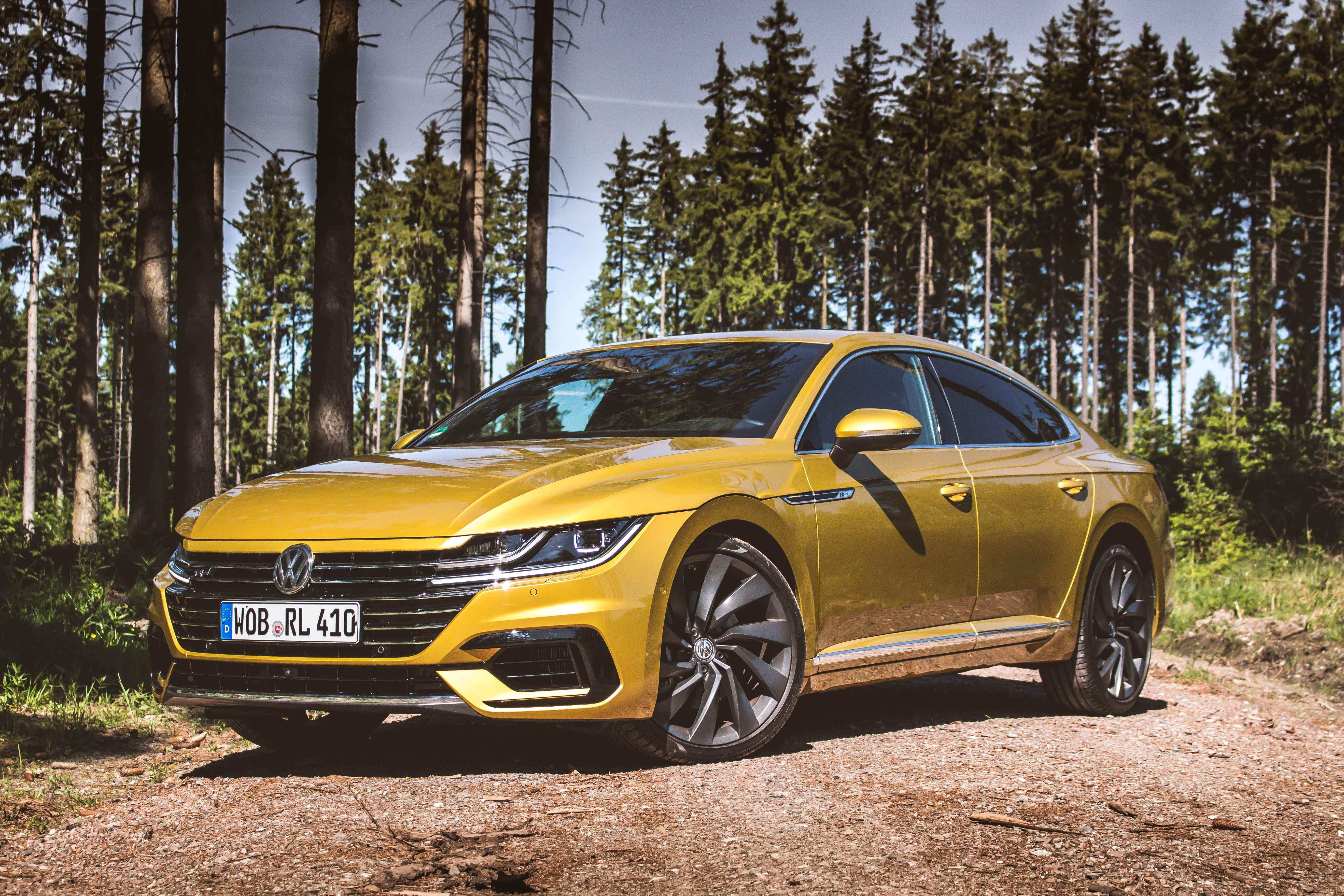84 The Vw 2019 Arteon Overview