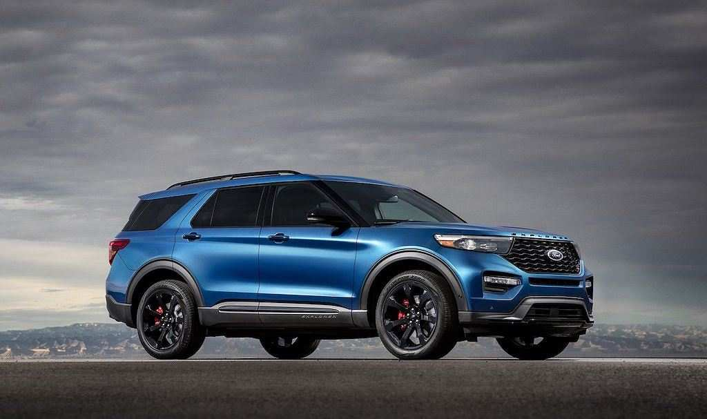 84 The Xe Ford Explorer 2020 Configurations