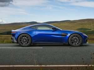 85 A 2019 Aston Martin Vantage Review New Concept