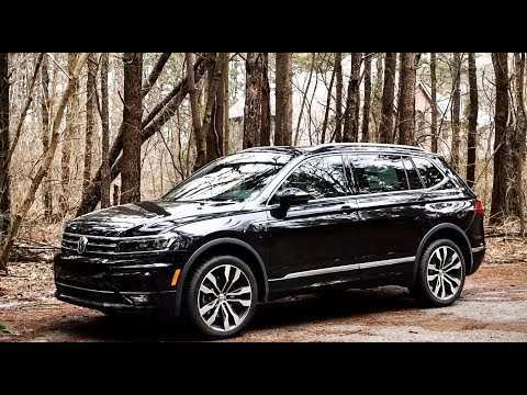 85 A 2019 Volkswagen Tiguan Reviews