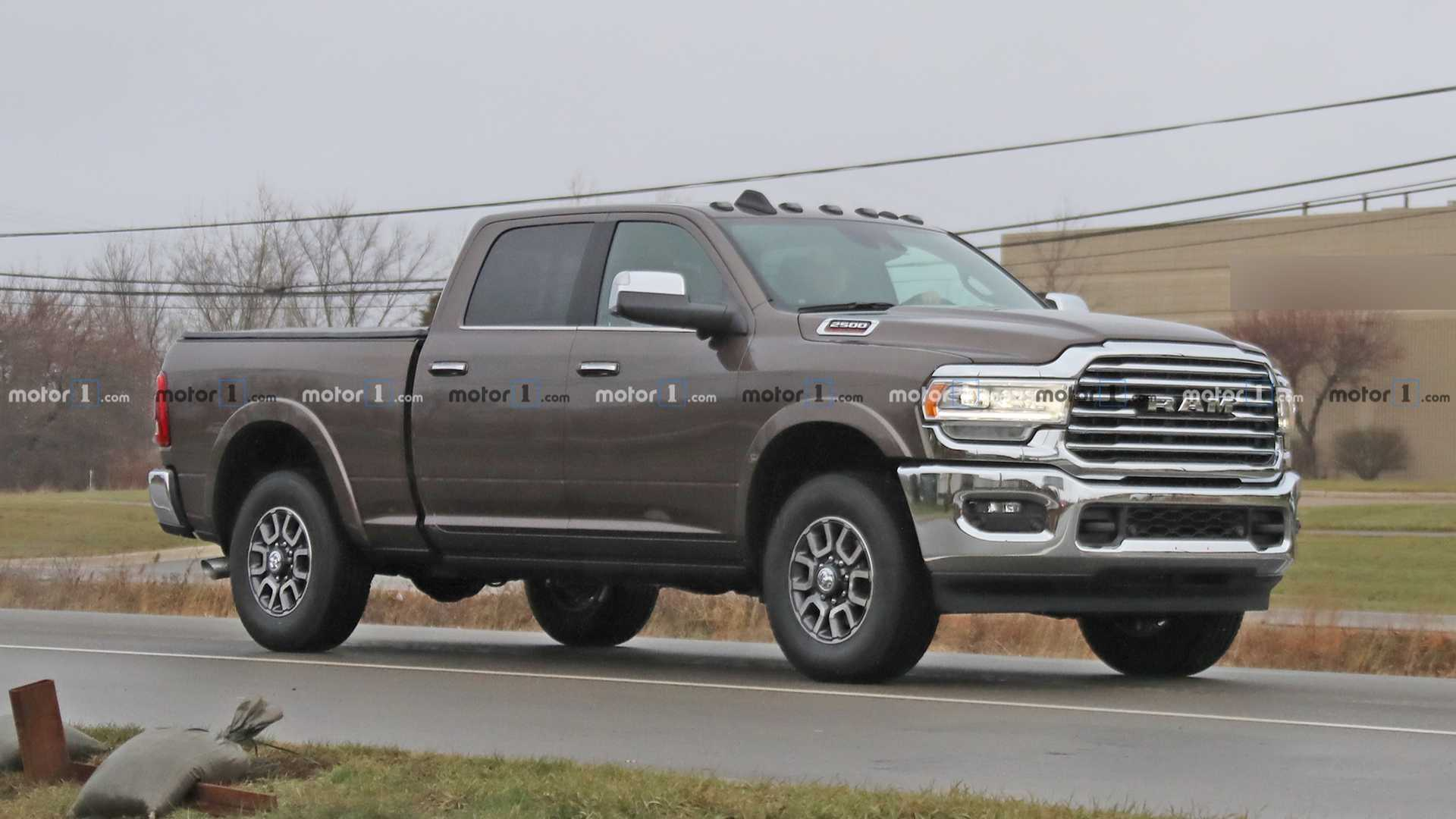 85 A 2020 Dodge Ram Pickup Release Date And Concept