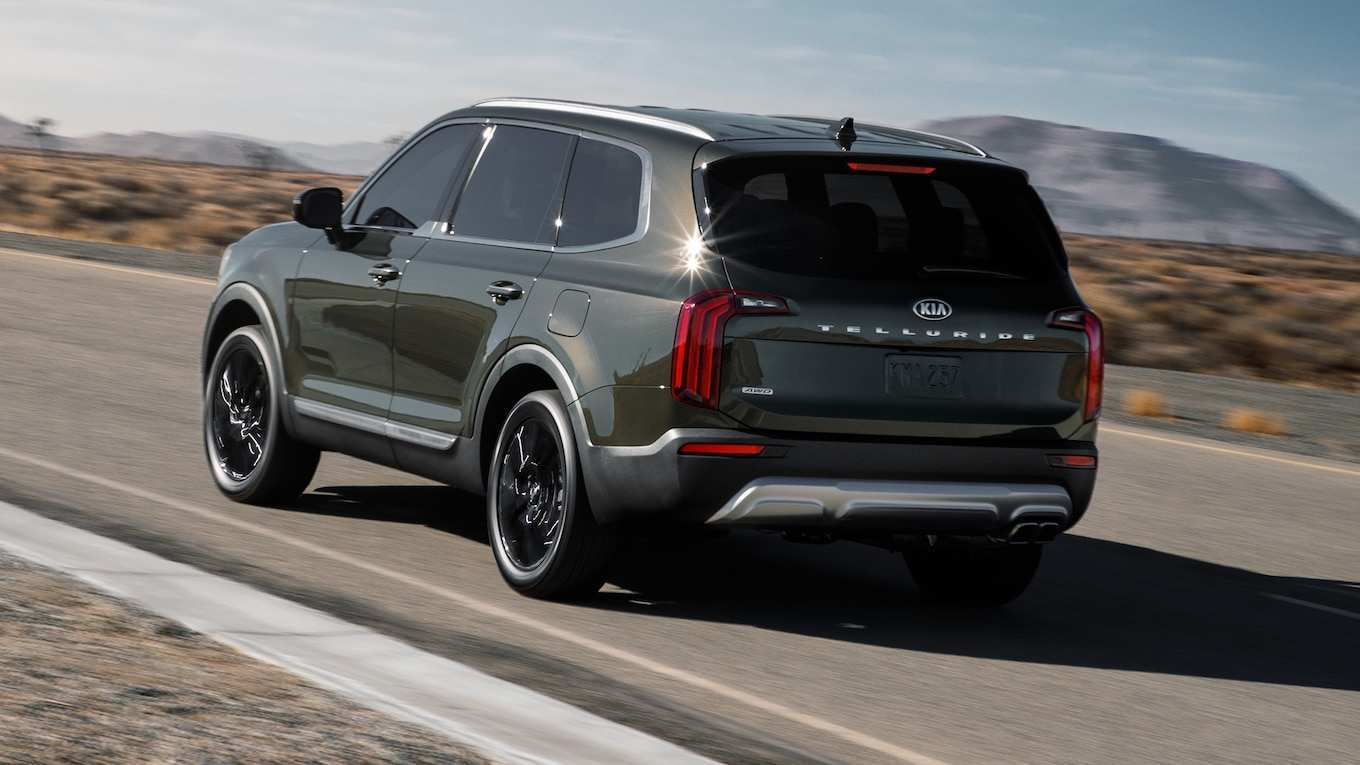 85 A 2020 Kia Telluride Length Performance And New Engine