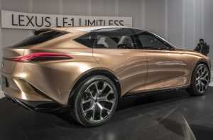 85 A 2020 Lexus Lf1 Price and Release date