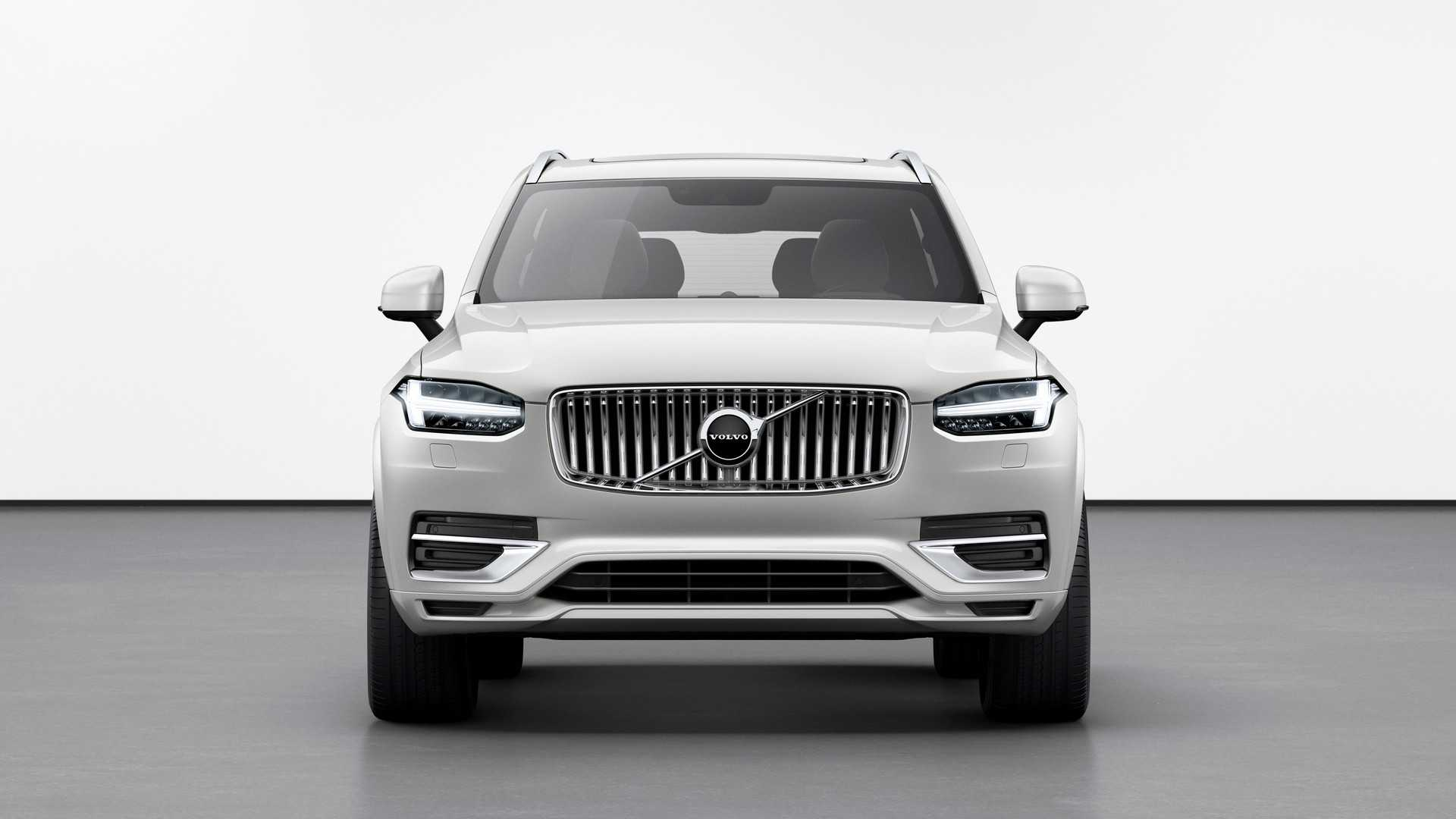 85 A All New Volvo Xc90 2020 Reviews