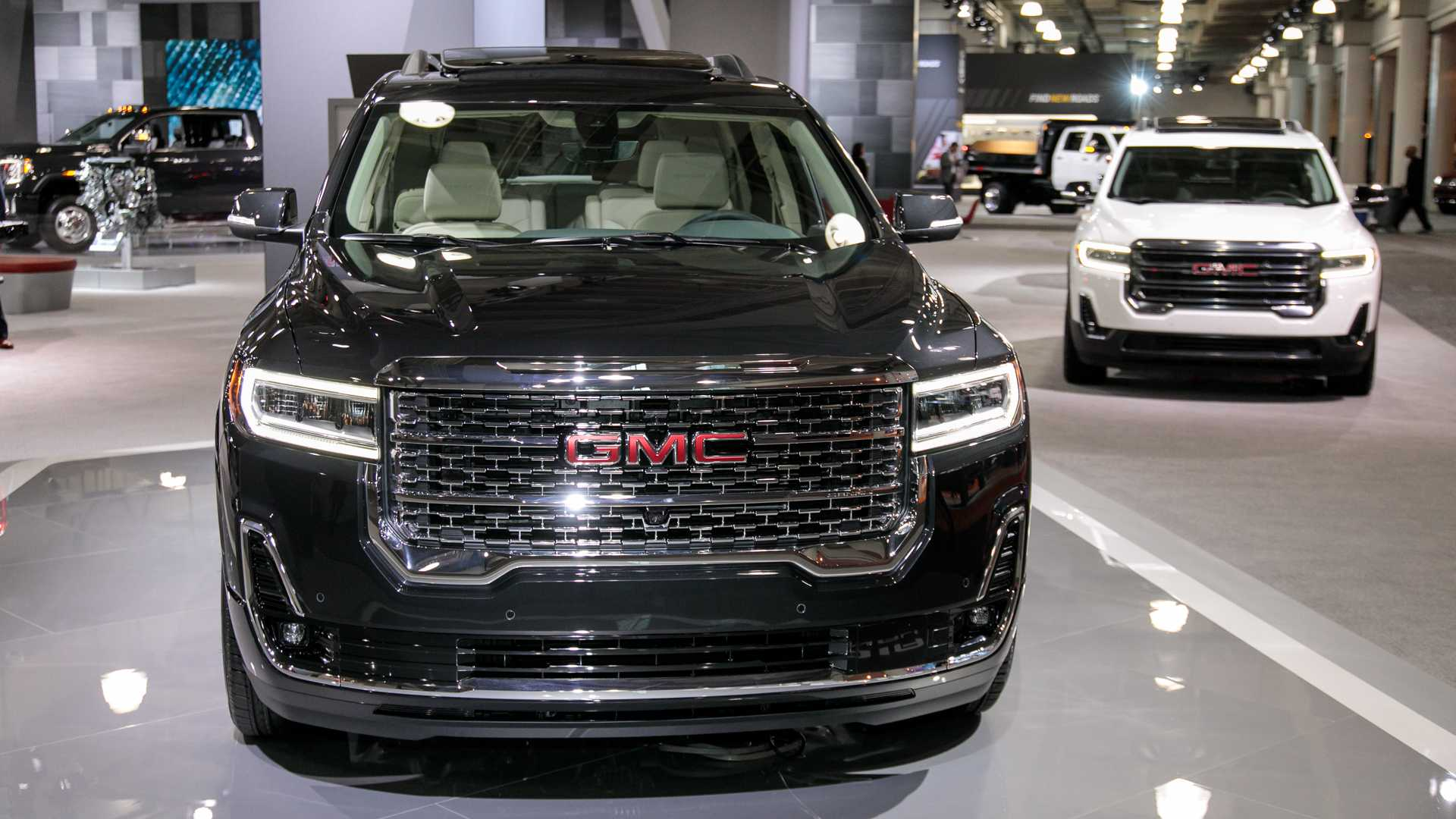 85 A New Gmc Acadia 2020 Redesign and Review