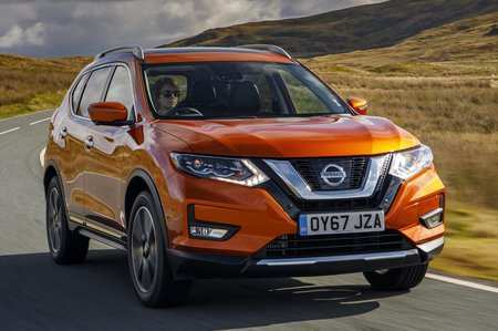 85 A Nissan X Trail 2019 Review Speed Test