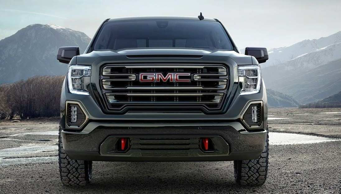 85 A Release Date For 2020 Gmc 2500 Concept And Review