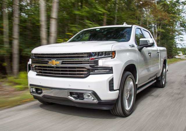 85 All New 2019 Chevrolet 1500 Mpg Exterior