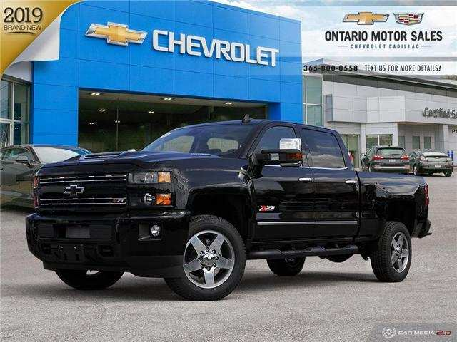 85 All New 2019 Chevrolet 2500 Duramax Research New