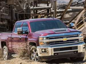 85 All New 2019 Chevrolet Heavy Duty Trucks Exterior and Interior