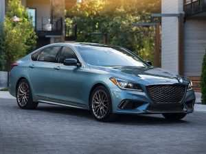 85 All New 2019 Genesis Cars Pictures