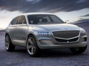 85 All New 2019 Genesis Suv Redesign and Concept