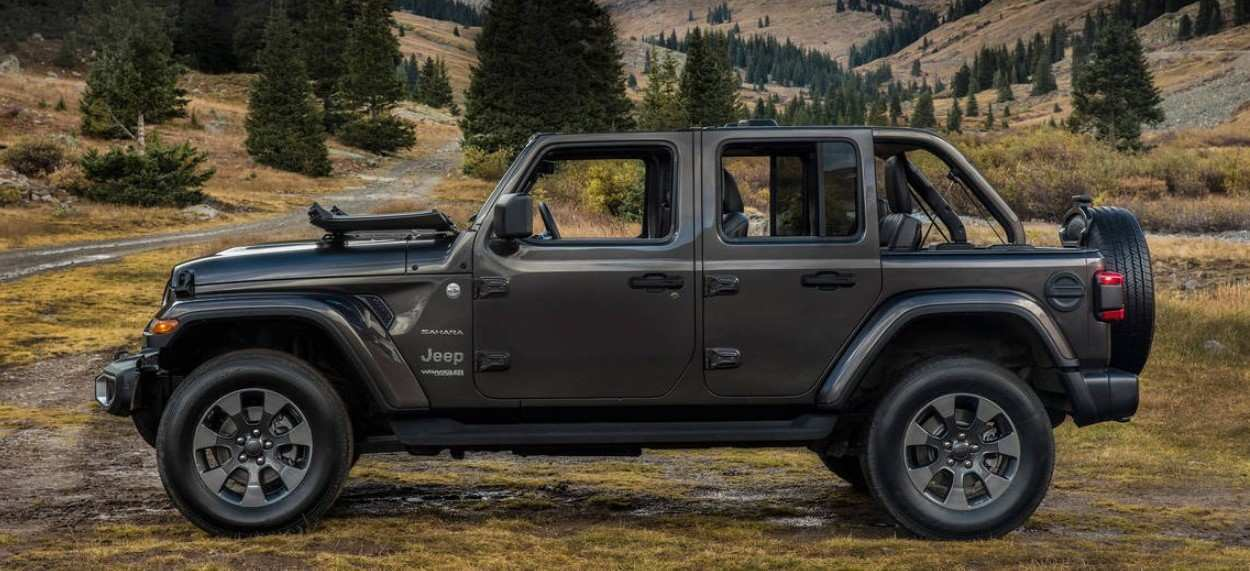 85 All New 2019 Jeep Wrangler Diesel Release Date