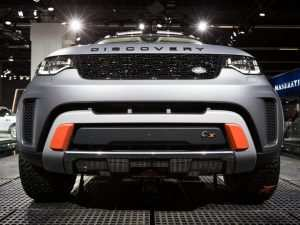 85 All New 2019 Land Rover Discovery Svx History