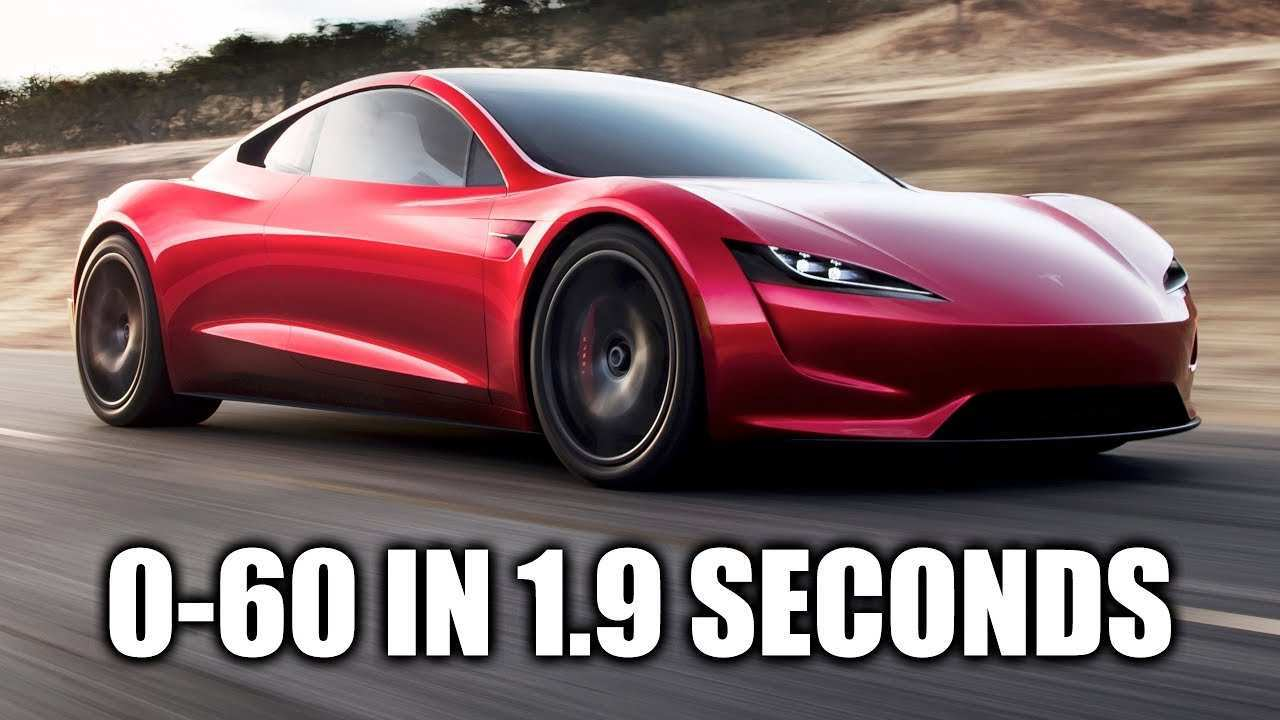 85 All New 2020 Tesla Roadster 0 60 New Model And Performance