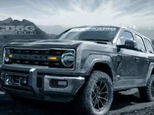 85 All New Ford Bronco 2020 Engine Wallpaper